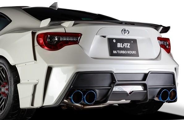 Blitz - Aero Speed R-Concept
