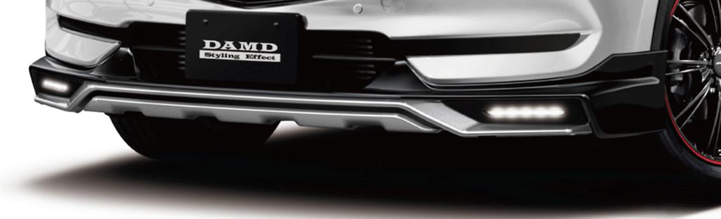 DAMD - Mazda CX-5 Aero Parts