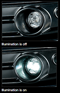 [OPTION] LED Fog Light