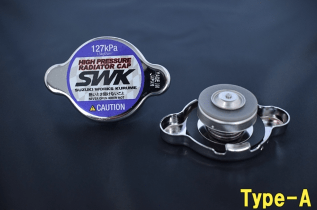 Suzuki Works Kurume - High Pressure Radiator Cap