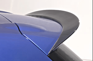 Rear Flip - Construction: Carbon Fiber - 6413