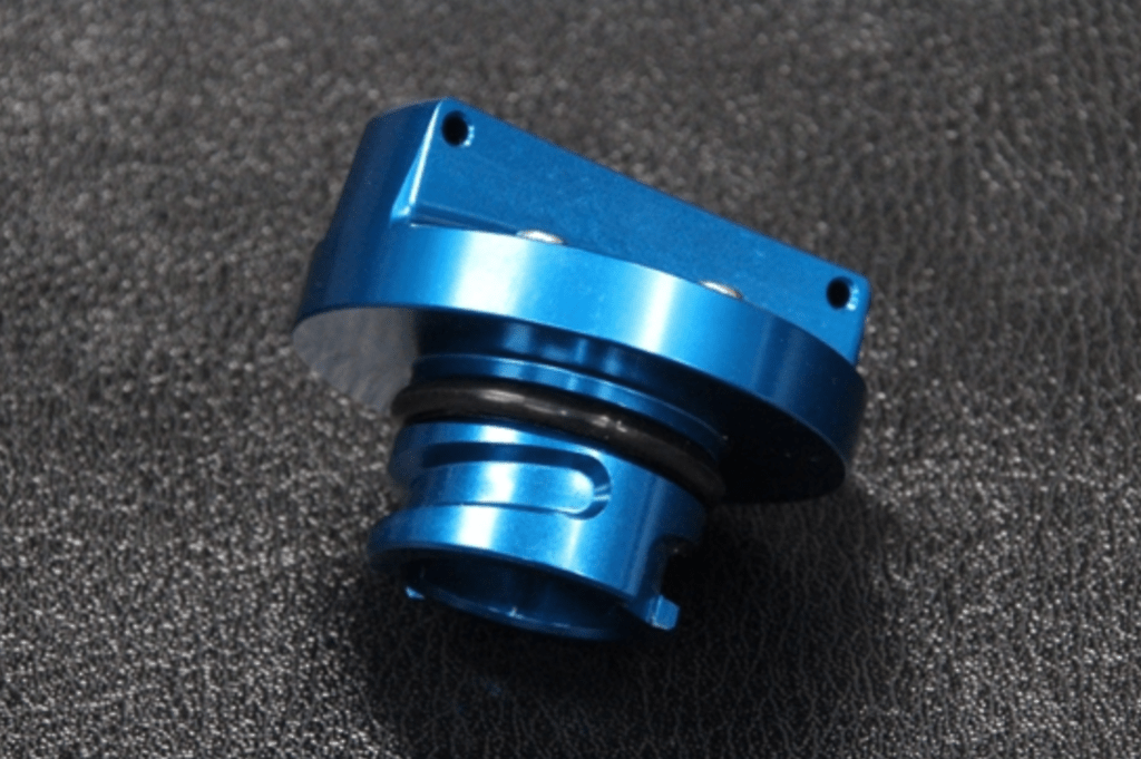 Suzuki Works Kurume - One Touch Oil Filler Cap