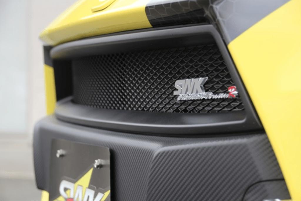 Suzuki Works Kurume - Sports Front Grille