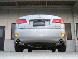 EL01SS - Lexus - IS350 - GSE21 - 2 single oval tips (113x77)