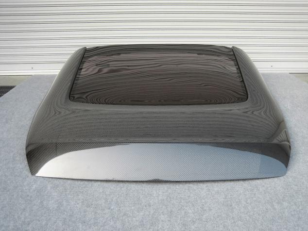 Esprit - Carbon Rear Hatch