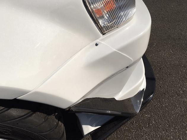 Kazama Auto Promode SS JZX100 Chaser Aero Parts