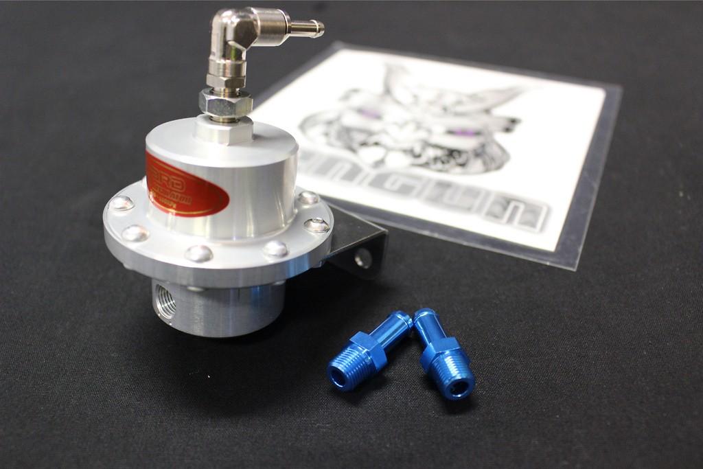 Type RJ Fuel regulator 8mm nipple - 69030