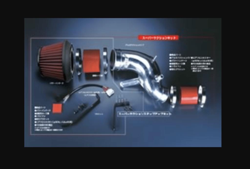 APEXi - Super Suction Kit - D-Jetro
