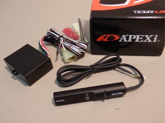 Auto Timer for NA ot Turbo - Black - 405-A021