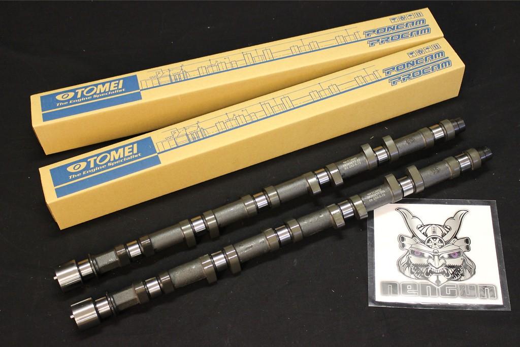 Type: Type A - IN Duration: 260deg - EX Duration: 252deg - IN Lift: 9.15mm - EX Lift: 9.15mm - 143036