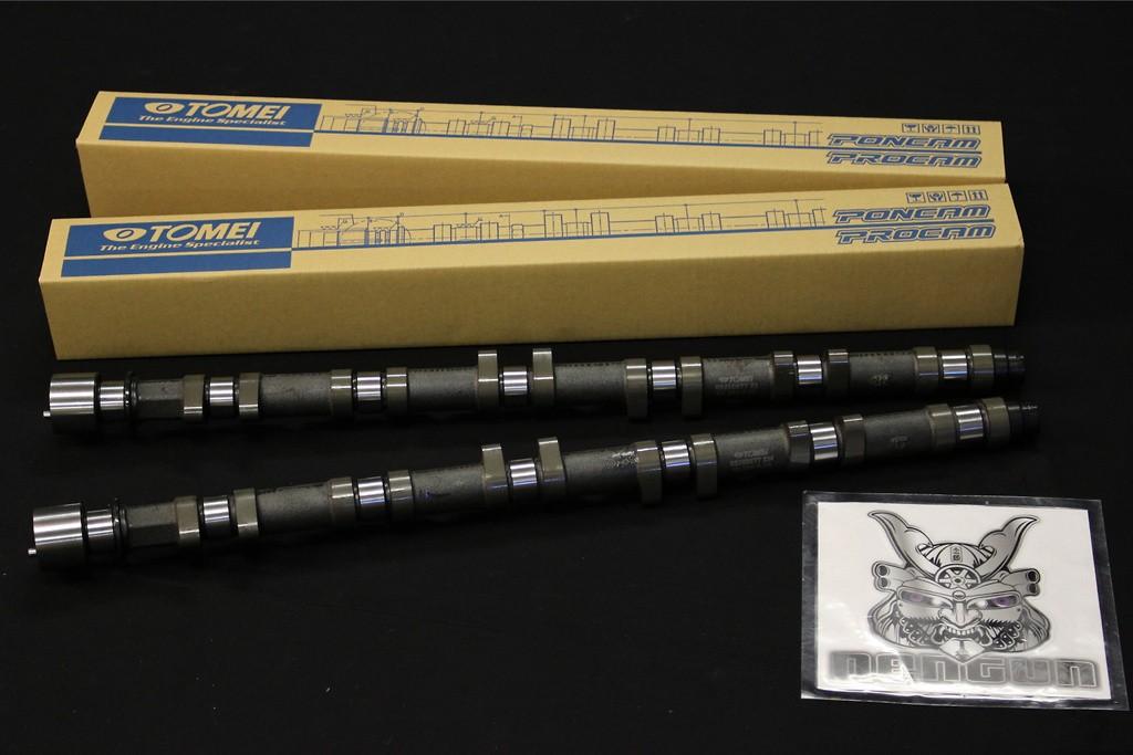 Type: Type B - IN Duration: 260deg - EX Duration: 260deg - IN Lift: 9.15mm - EX Lift: 9.15mm - 143005