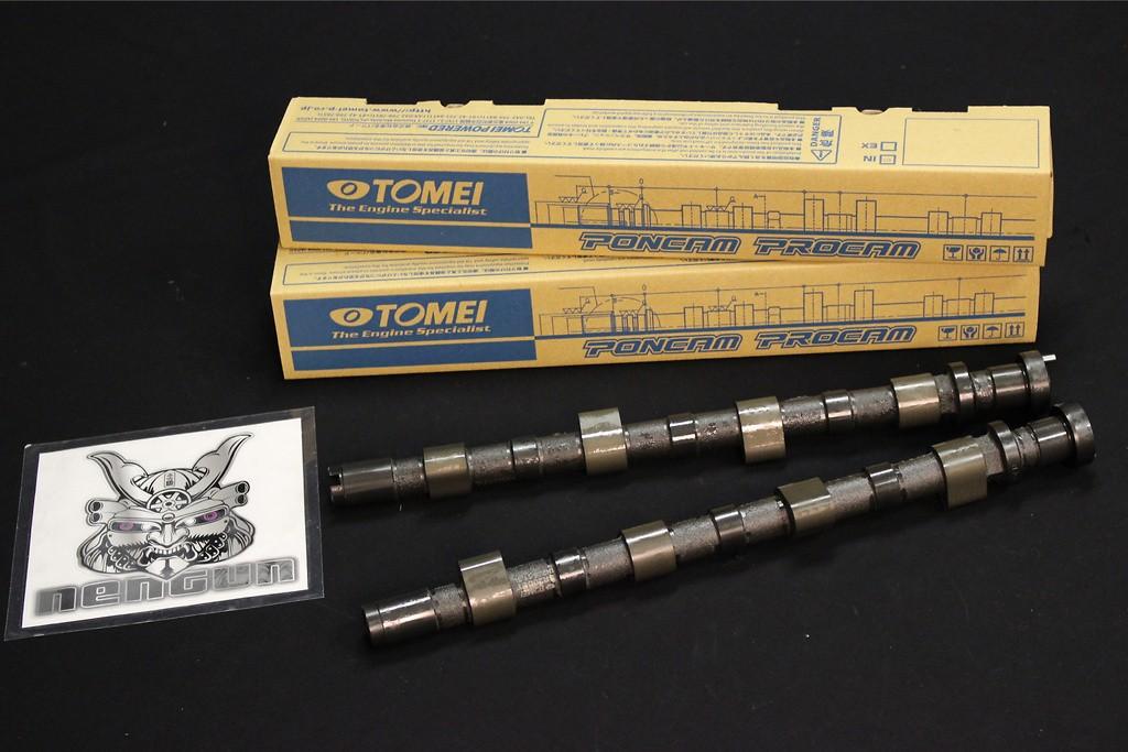Type: Type R - IN Duration: 256deg - EX Duration: 256deg - IN Lift: 11.50mm - EX Lift: 11.50mm - 143043