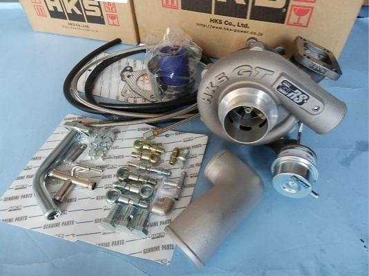 HKS - Turbo Kit - GT-RS