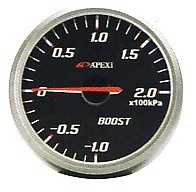 nengun 0066 00 apexi el2_mechanical_boost_gauge_black_60mm_out_of_stock apexi el2 system meter boost mechanical nengun performance apexi el boost gauge wiring diagram at gsmportal.co