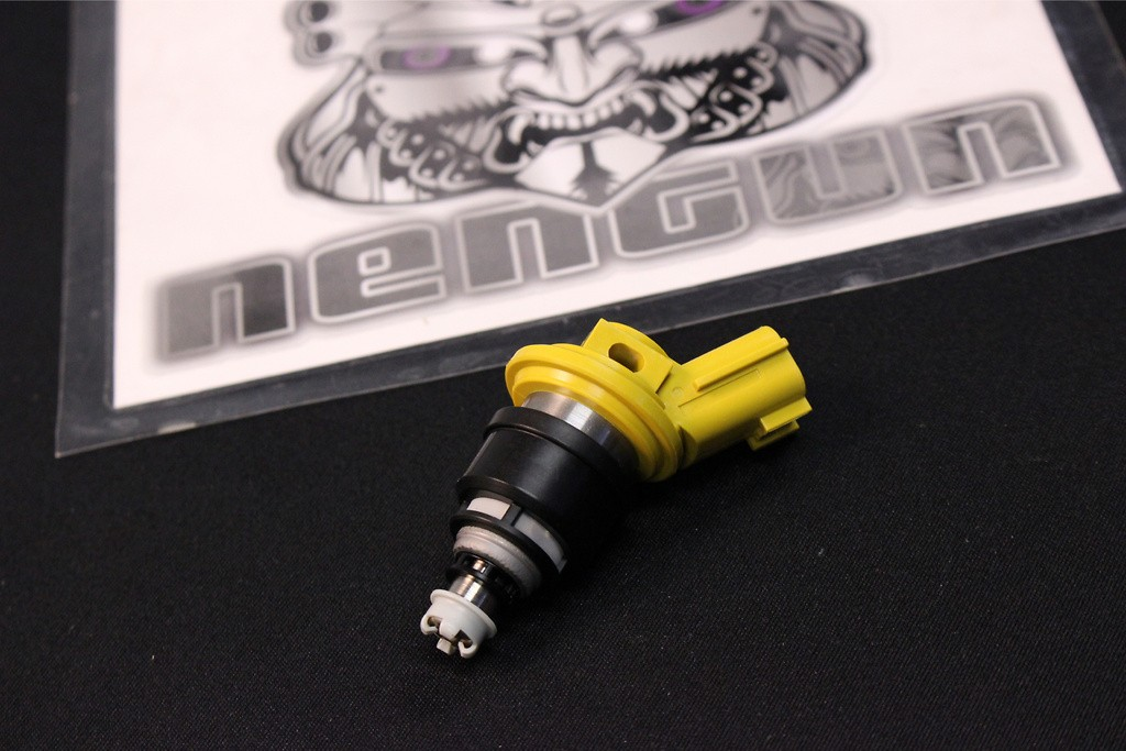 Output: 555cc - Color: Yellow - Type: Side Feed - Impedance: High - Quantity: 1 - 16600-RR543
