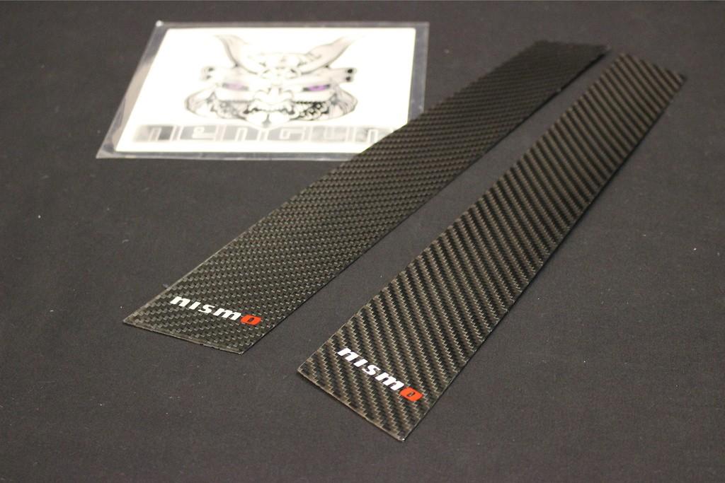 Dry Carbon - NISMO Logo - 7689S-RNR40