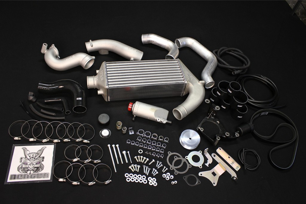 Toyota GT86 - Subaru BRZ - Scion FR-S For use w/ GT S/C Kit (12001-AT009) / Requires OEM Air Box - 1