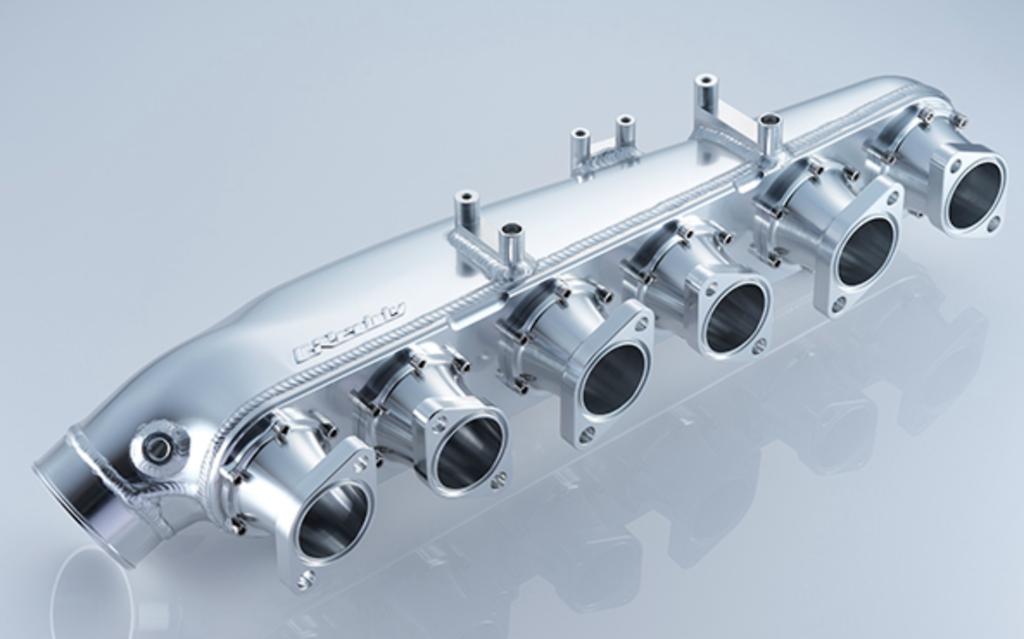 Throttle Body: Standard 6x Throttle Bodies - 13522308
