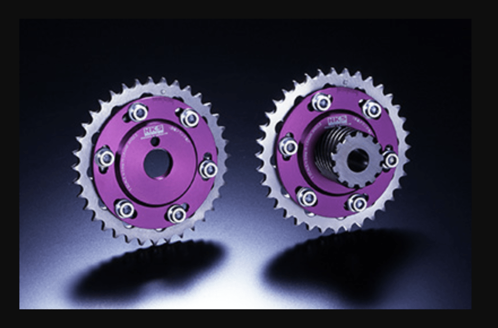 HKS Cam Pulley Gears