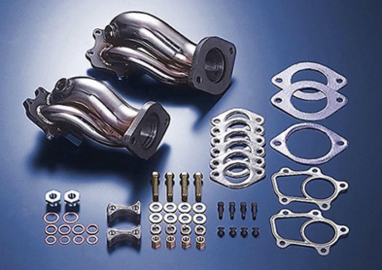 Not for GTIII Sports Turbo Kit - Main Diameter: 2x60.5mm - Bypass Diameter: 2x38mm - 1418-RN005