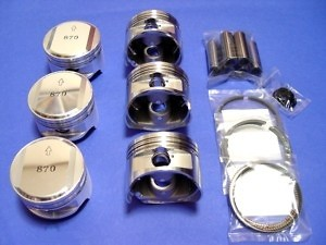 Tomei - Forged Piston Kit - Nissan RB25DET