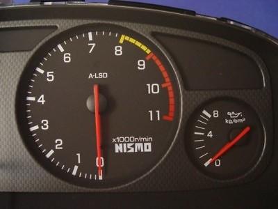 Nismo - Combo Meter - Skyline R33