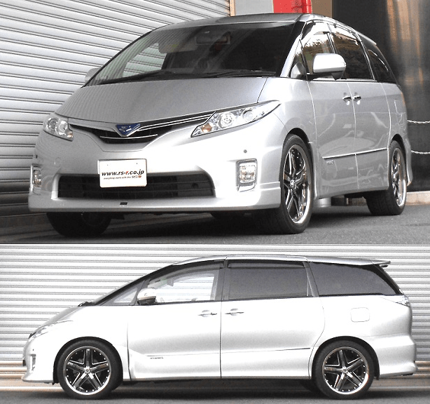 Front and Rear Set - Front Rate: 3.92 kg/mm - Front Height: -35-30mm - Rear Rate: 8.16 kg/mm - Rear