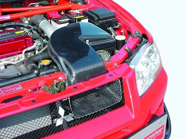 Monster Sport - Intake Duct