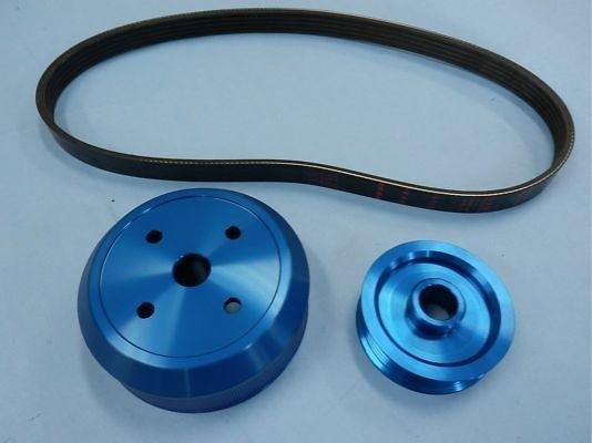Water Pump-Alternator with Belts - 13542101