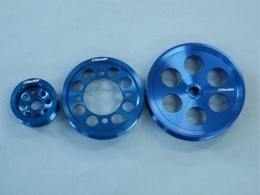 Water Pump-Power Steering-Alternator - 13512102