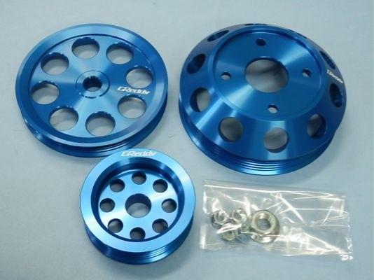 Water Pump-Power Steering-Alternator - 13522126