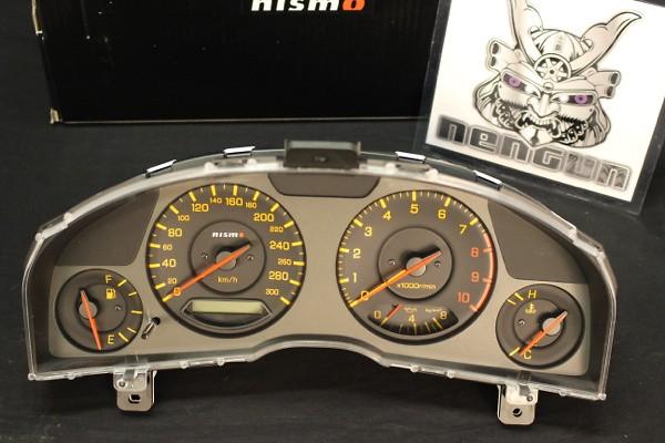 NismoCombo Meter   Skyline R34 GTT