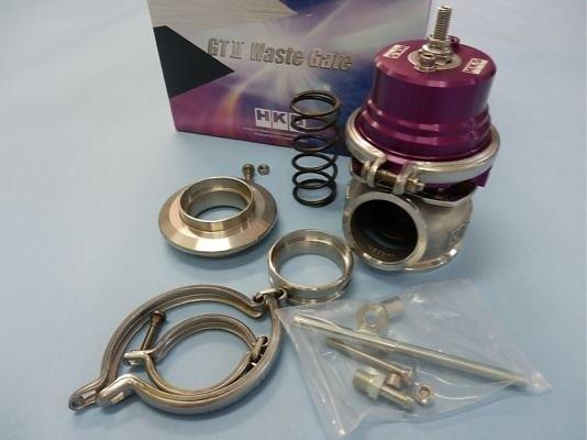 HKS GT II Wastegate 50mm Valve 0.8 - 2.0 kg/cm2/ PSI 11.3 - 28.4 - 14005-AK002