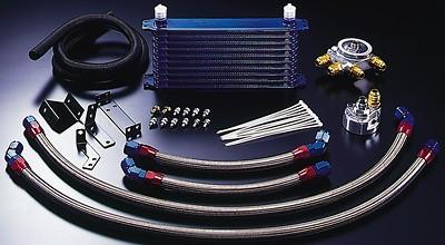 Greddy - Oil Cooler Kit - Honda
