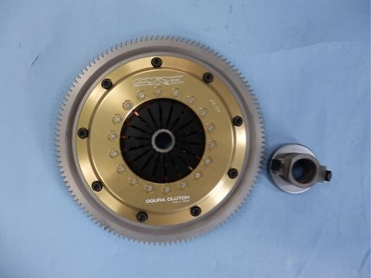 Flywheel Bolts included - Clutch Bearing & Sleeve included - Operation: Push Type - Dampered: Dampered - ORC-309D-05Z