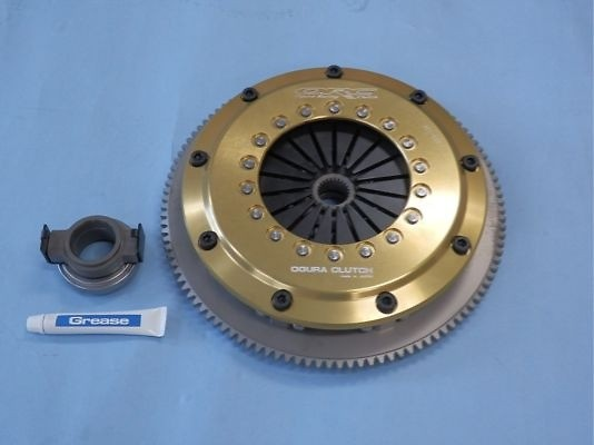 Clutch Bearing & Sleeve included - Operation: Push Type - Dampered: Dampered - ORC-309D-01H