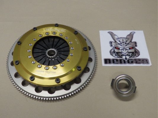 Clutch Bearing & Sleeve included - Operation: Push Type - Dampered: Dampered - ORC-309D-05H