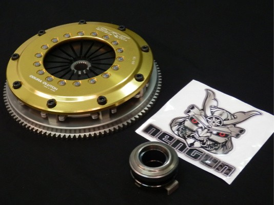 Clutch Bearing & Sleeve included - Operation: Push Type - Dampered: Dampered - ORC-309D-14T