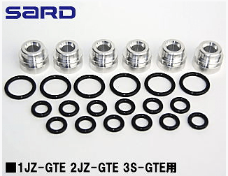 Corresponding Injectors: 63507 850cc side feed - 63525