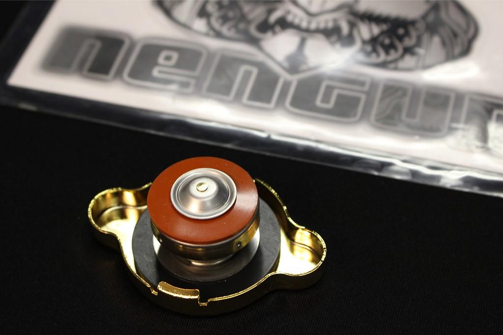Nissan/Subrau GT Spec Raditor cap - 591-A001