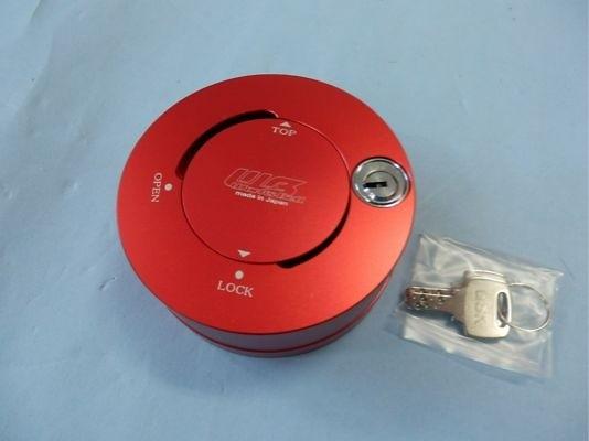 Rapfix Lock Cap Red - RFLR