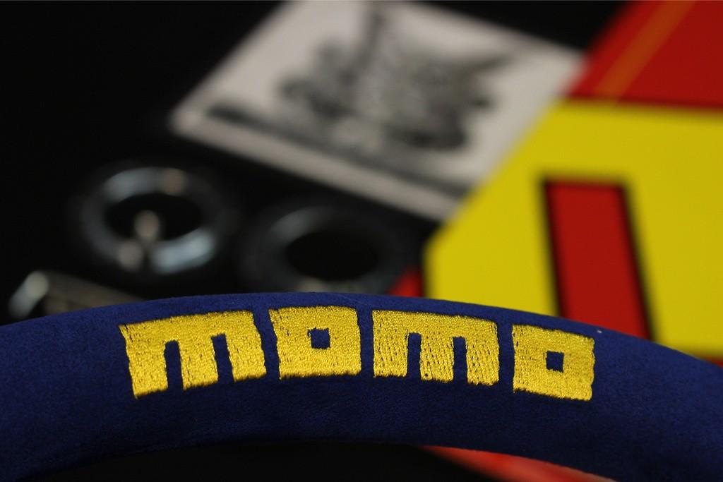 Trek - Momo Trek Blue 350mm