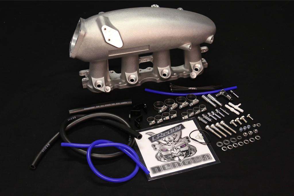 Throttle Body: 80mm N15 - 13522318