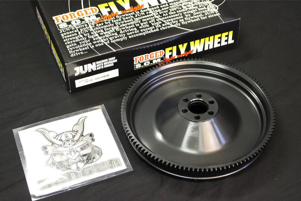 JUN - Light & Ultra Light Flywheel