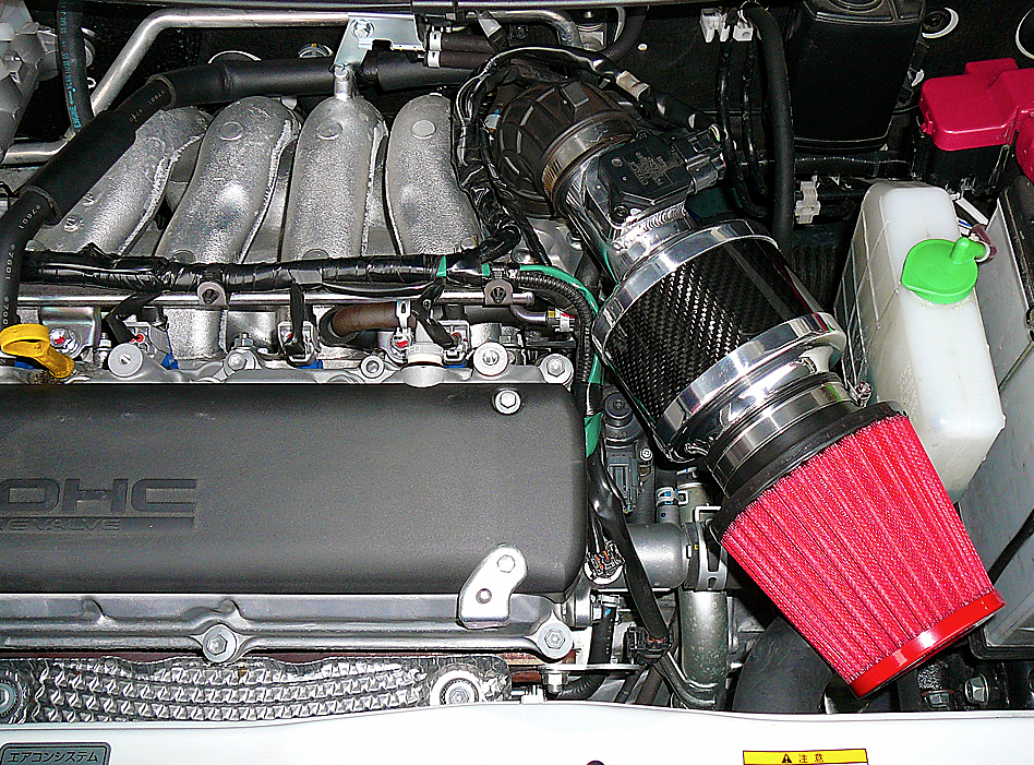 Top Fuel - Power Chamber Type II - Swift Sports