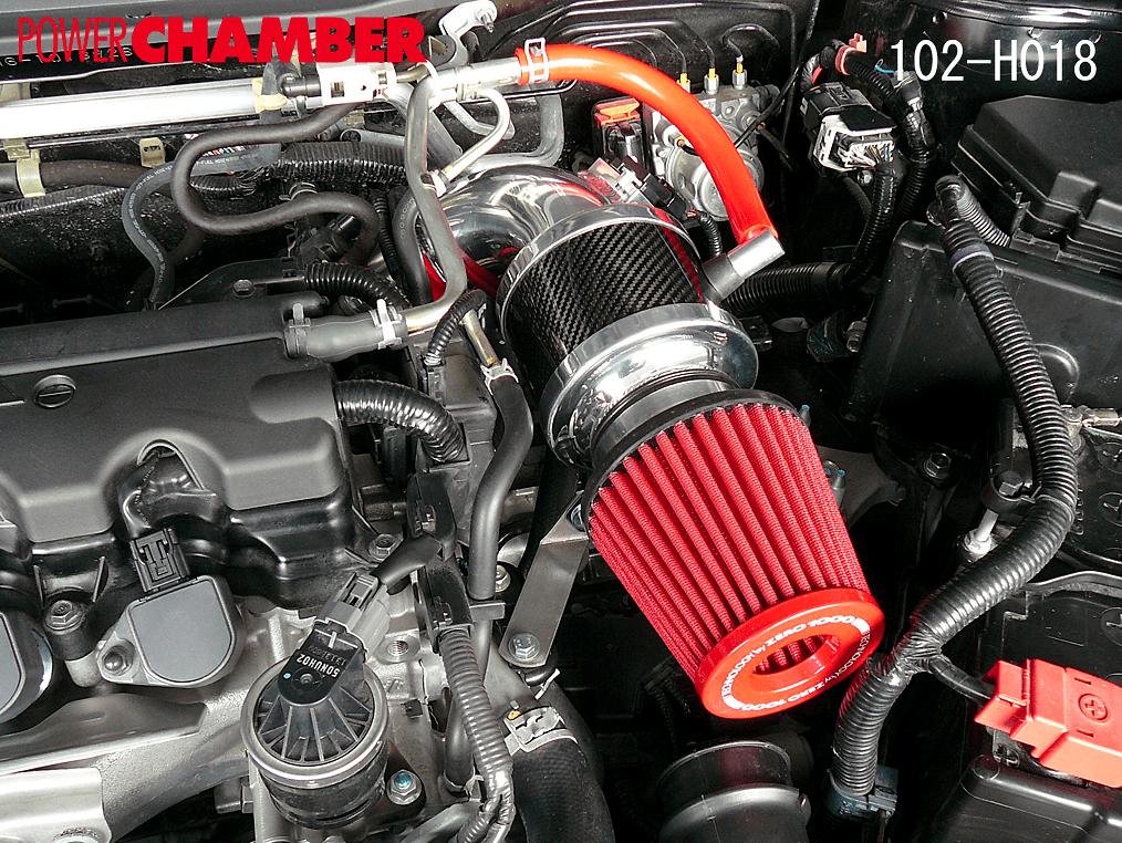 Top Fuel - Power Chamber Type II - Stream