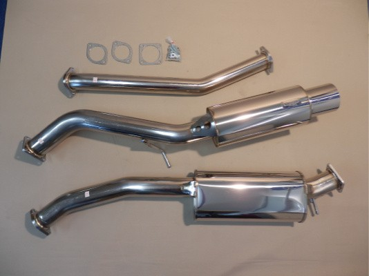 Toyota - Chaser/Mark II - JZX100 - Pipe 85mm - Tail 120mm - 31019-AT003