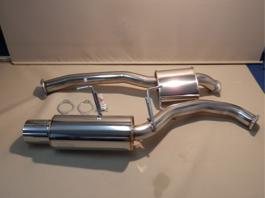 Toyota - Celica GT4 - ST185 - 2 Piece - Pipe 75mm - Tail 120mm - 31019-AT009