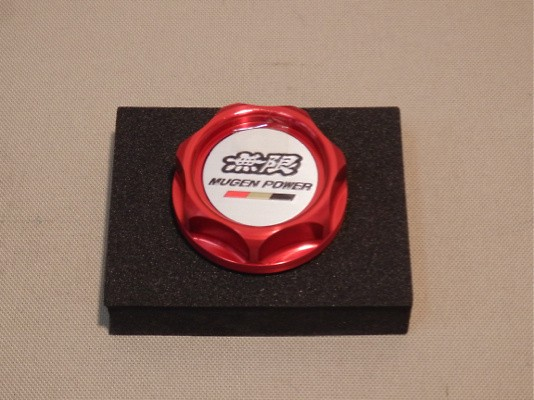 Honda - Red Cap - Not Suitable for NSX Engines - 15610-XG8-K1S0-R
