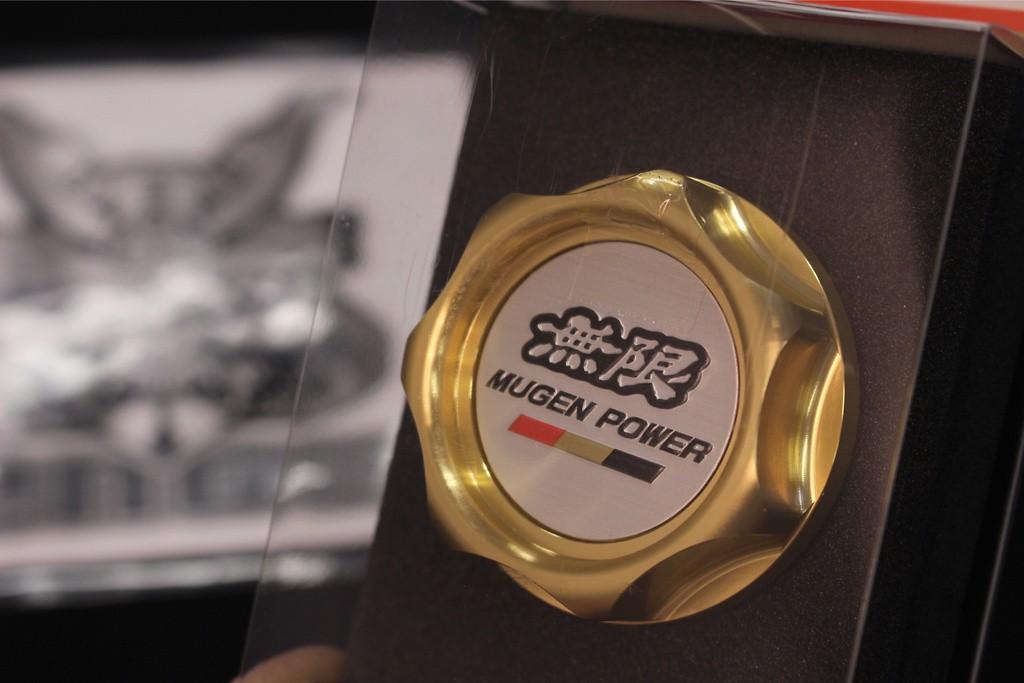 Honda - Gold Cap - Not Suitable for NSX Engines - 15610-XG8-K1S0-CG